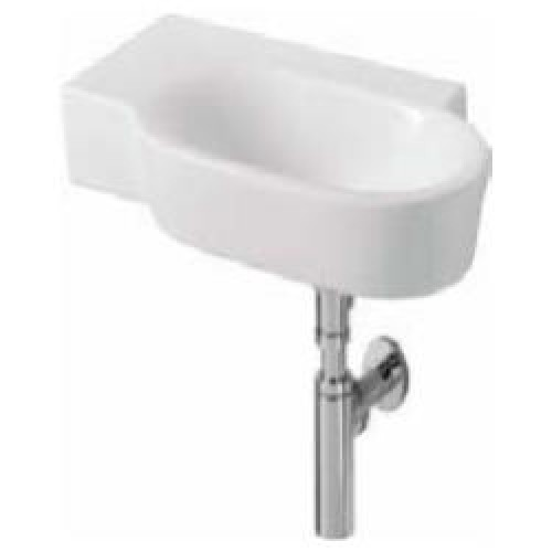 Ideal Standard Tonic guest Handwaschbecken 60 cm Anschlusskante ...