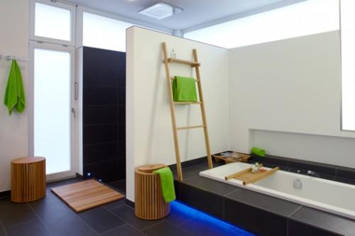 logindesign handtuchleiter eiche. Black Bedroom Furniture Sets. Home Design Ideas