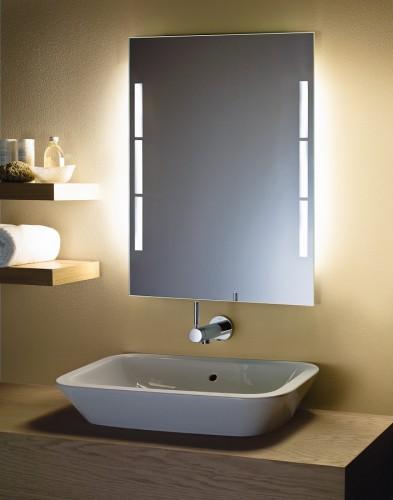 zierath spiegel lichtspiegel hinterleuchtet milano 12080 milano. Black Bedroom Furniture Sets. Home Design Ideas